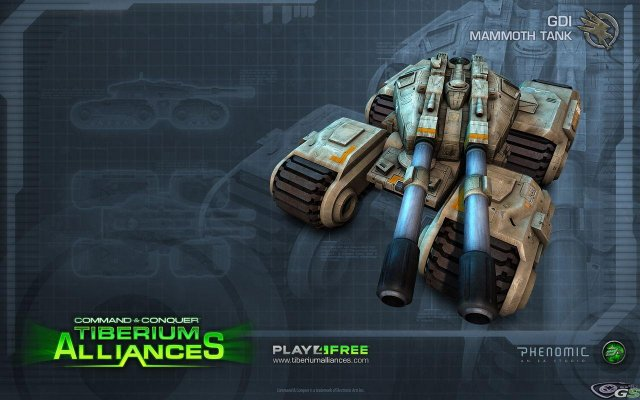 Command & Conquer Tiberium Alliances immagine 56702