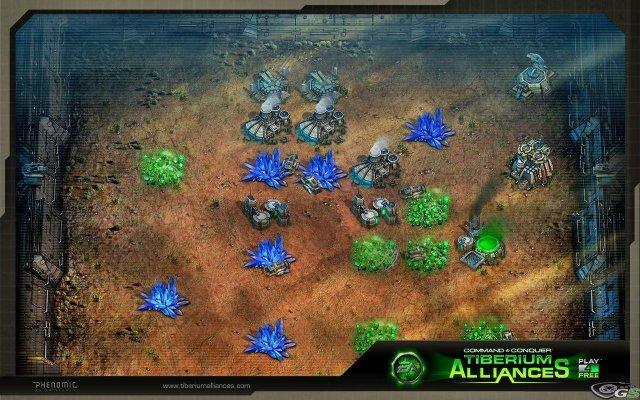 Command & Conquer Tiberium Alliances immagine 56704