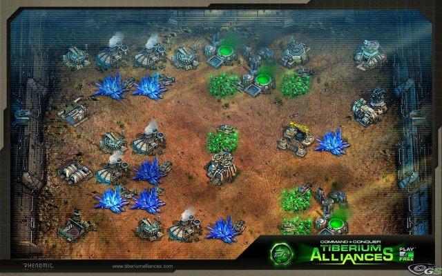 Command & Conquer Tiberium Alliances immagine 56705