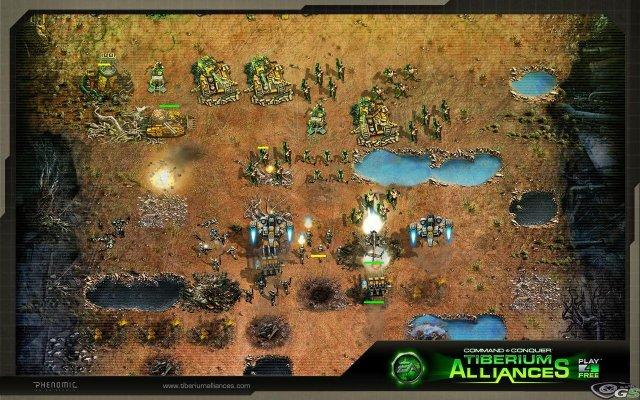 Command & Conquer Tiberium Alliances immagine 56706