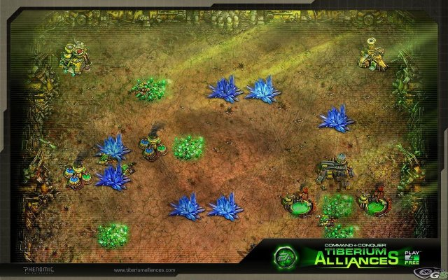 Command & Conquer Tiberium Alliances immagine 56708
