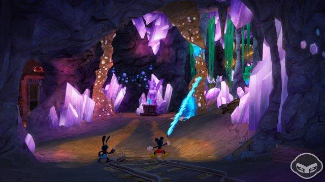 Disney Epic Mickey 2: L'Avventura di Topolino e Oswald - Immagine 67212