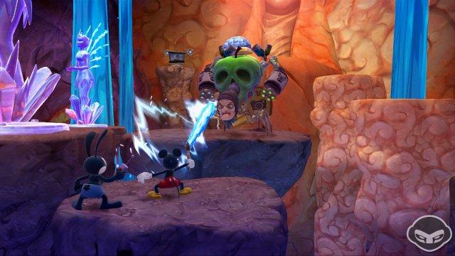 Disney Epic Mickey 2: L'Avventura di Topolino e Oswald - Immagine 67216