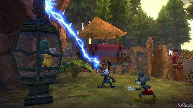 Disney Epic Mickey 2: L'Avventura di Topolino e Oswald immagine 64978