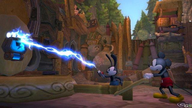 Disney Epic Mickey 2: L'Avventura di Topolino e Oswald immagine 64979
