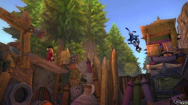 Disney Epic Mickey 2: L'Avventura di Topolino e Oswald immagine 64981