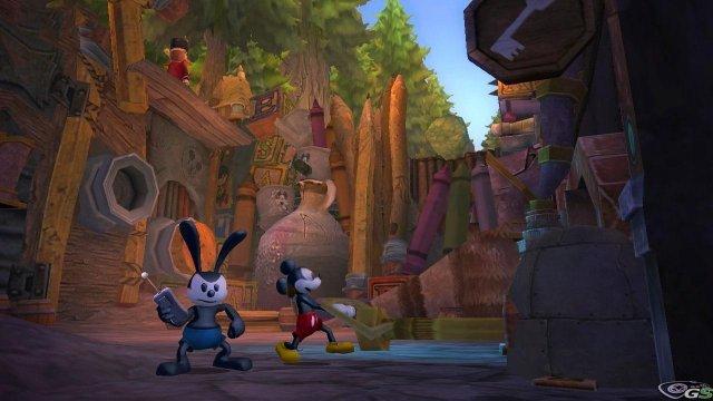 Disney Epic Mickey 2: L'Avventura di Topolino e Oswald immagine 64982