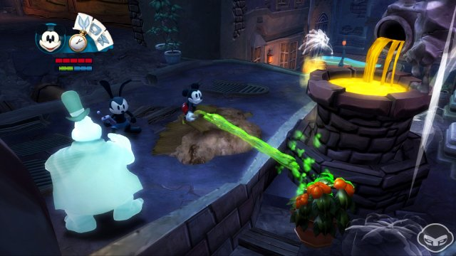 Disney Epic Mickey 2: L'Avventura di Topolino e Oswald immagine 68663