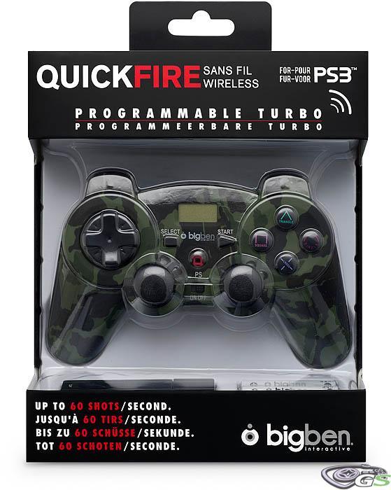 Quick Fire Gamepad immagine 57030