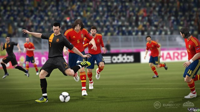 EA Sports UEFA Euro 2012 immagine 57370