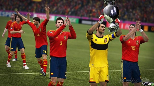 EA Sports UEFA Euro 2012 immagine 57373