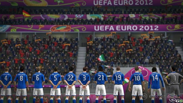 EA Sports UEFA Euro 2012 immagine 57376