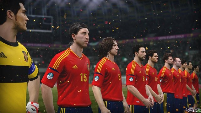 EA Sports UEFA Euro 2012 immagine 57379