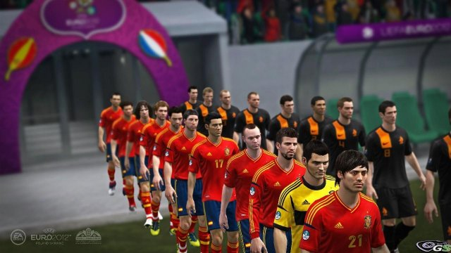 EA Sports UEFA Euro 2012 immagine 57385