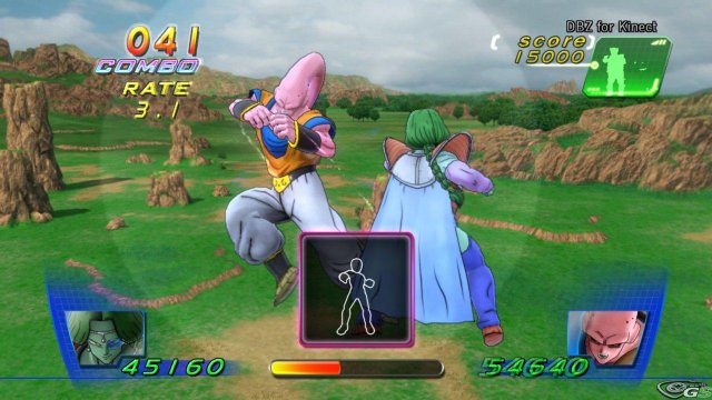Dragon Ball Z for Kinect - Immagine 61815
