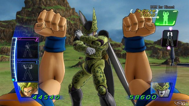 Dragon Ball Z for Kinect - Immagine 61817