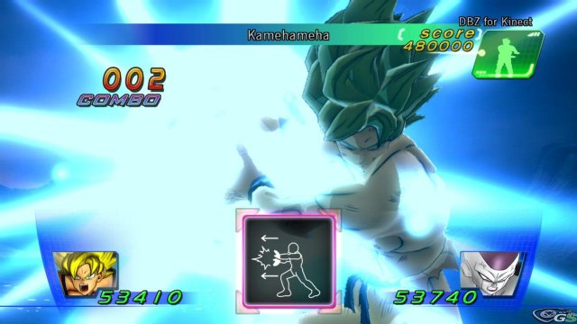 Dragon Ball Z for Kinect - Immagine 61821
