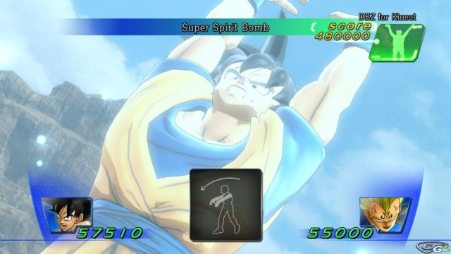 Dragon Ball Z for Kinect - Immagine 61822