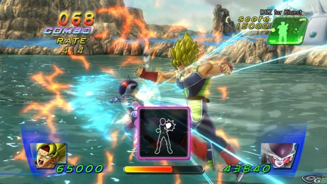 Dragon Ball Z for Kinect - Immagine 61823