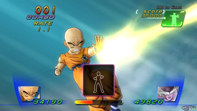 Dragon Ball Z for Kinect immagine 62652