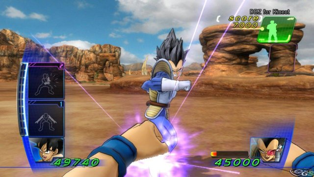 Dragon Ball Z for Kinect - Immagine 62654