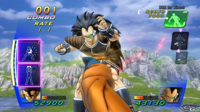Dragon Ball Z for Kinect - Immagine 57614