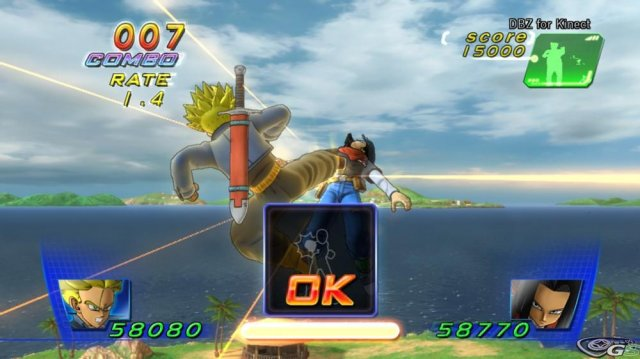 Dragon Ball Z for Kinect - Immagine 57618