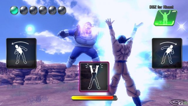 Dragon Ball Z for Kinect - Immagine 57619