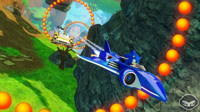 Sonic & All-Stars Racing Transformed immagine 66662