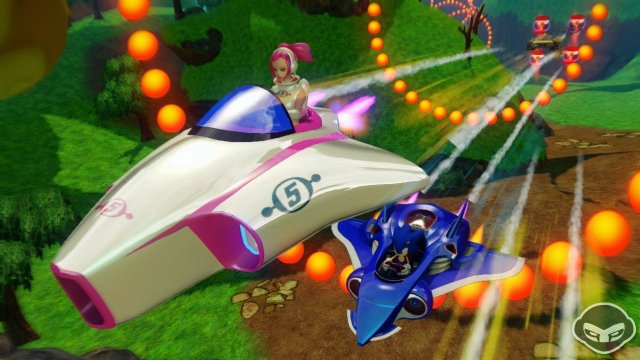 Sonic & All-Stars Racing Transformed immagine 66665