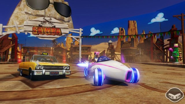 Sonic & All-Stars Racing Transformed immagine 66680