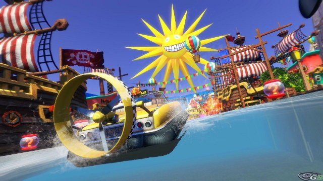 Sonic & All-Stars Racing Transformed - Immagine 63859