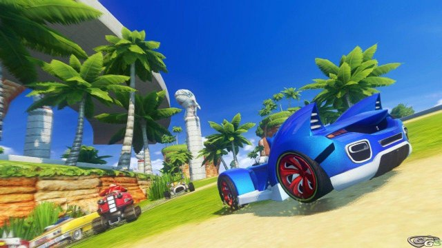Sonic & All-Stars Racing Transformed - Immagine 63868
