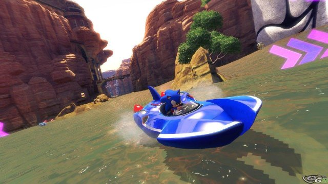Sonic & All-Stars Racing Transformed - Immagine 63871