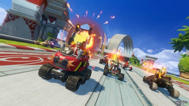 Sonic & All-Stars Racing Transformed - Immagine 63874