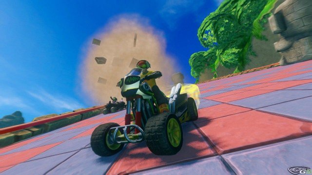 Sonic & All-Stars Racing Transformed - Immagine 63880