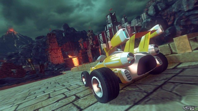 Sonic & All-Stars Racing Transformed - Immagine 63901