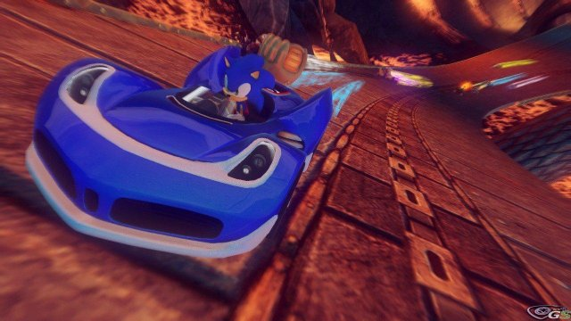 Sonic & All-Stars Racing Transformed - Immagine 63907