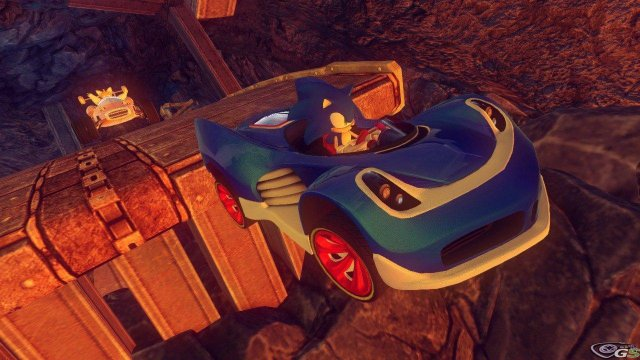 Sonic & All-Stars Racing Transformed - Immagine 63913