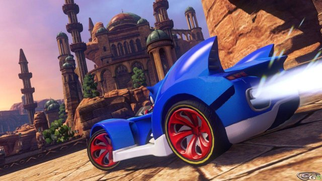 Sonic & All-Stars Racing Transformed - Immagine 63928