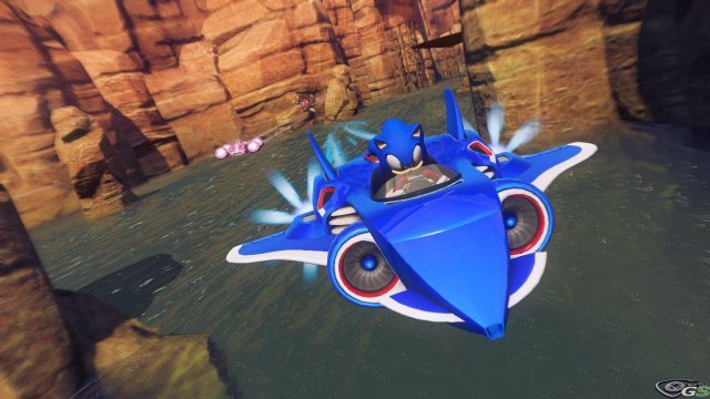 Sonic & All-Stars Racing Transformed - Immagine 63931