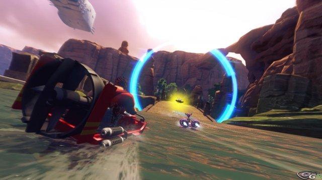 Sonic & All-Stars Racing Transformed immagine 62415