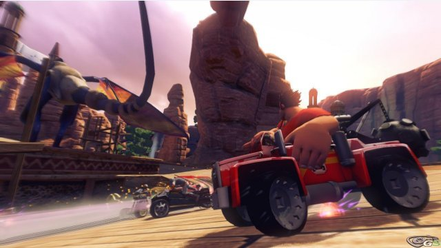 Sonic & All-Stars Racing Transformed immagine 62419
