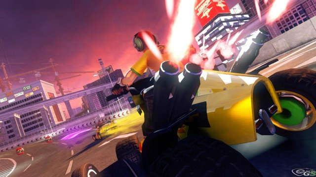 Sonic & All-Stars Racing Transformed - Immagine 60722
