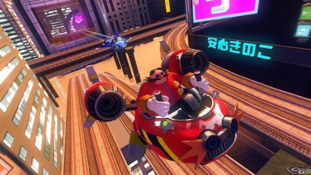 Sonic & All-Stars Racing Transformed - Immagine 60740