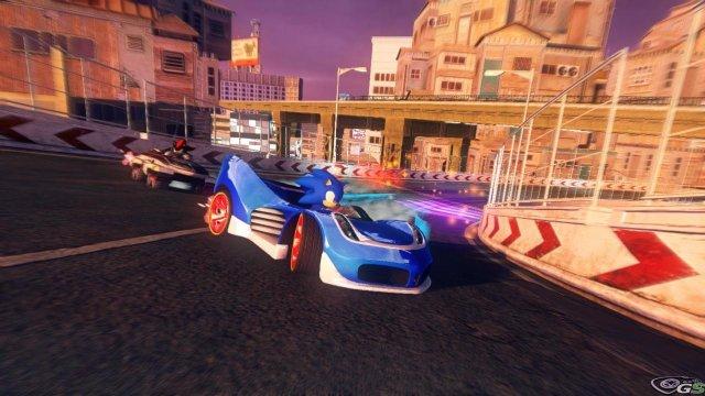 Sonic & All-Stars Racing Transformed - Immagine 60743