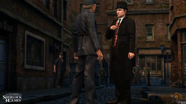 Il testamento di Sherlock Holmes immagine 62759