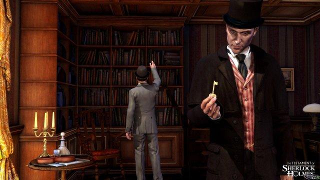 Il testamento di Sherlock Holmes immagine 62760