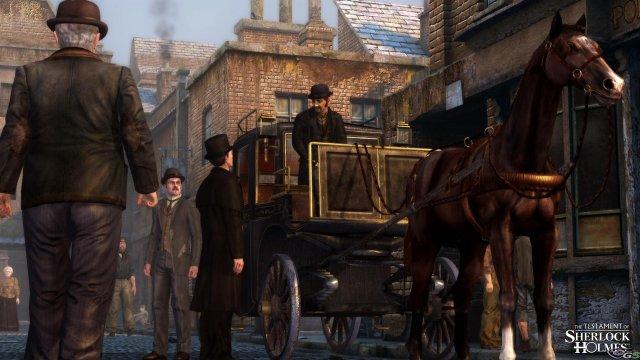 Il testamento di Sherlock Holmes immagine 62761