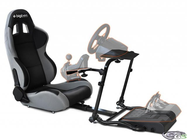 120-RS Competion Seat immagine 58701
